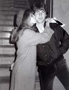 Dennis Quaid and P.J. Soles