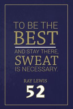 Ray Lewis Quote on Print. See more at www.finesportsprints.com #lewis ...