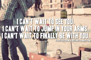 can't wait to see you quotes