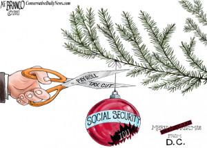 Tags: Washington, D.C., Christmas, payroll tax cut, Social Security ...