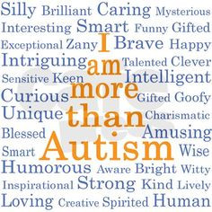 Autism Quotes...to make us think