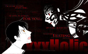 The Parting of Ways || XXXHOLIC by hjpenndragon