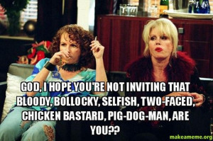 best absolutely fabulous quotes