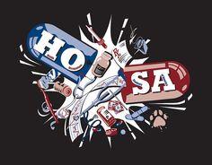 Hosa T-Shirt Ideas | HOSA T-Shirt logo | Flickr - Photo Sharing! More