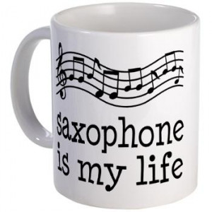 ... sax gifts like mugs magnets music tote bags sax stickers and mousepads