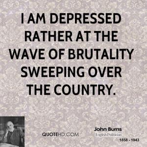 Quotes Pictures List: I Am Depressed