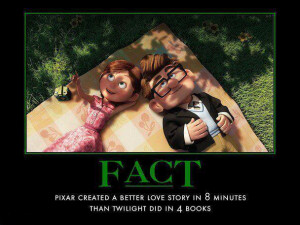 Pixar created a better love story in 8 minutes than Twilight in 4 ...