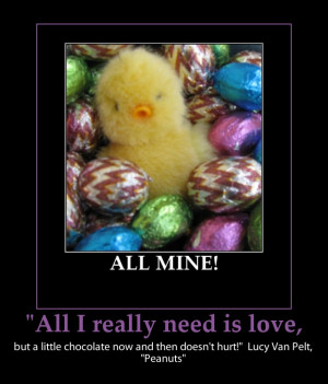 Cute Easter Quotes and One Liners