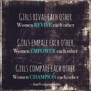 quotes about women supporting each other Search on Indulgy.com