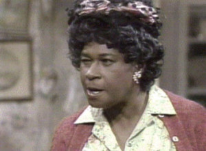 Sanford and Son's Bible Thumping Aunt