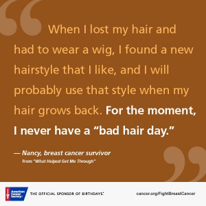 Finding a positive: For many who are facing a breast cancer diagnosis ...