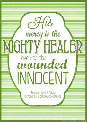 LDS General Conference Quotes: October 2014 – 1 freebie(s)