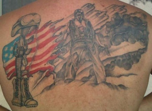 Military Tattoo Quotes