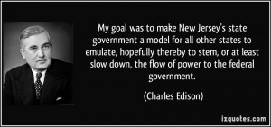 More Charles Edison Quotes