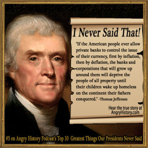 Thomas Jefferson And John Adams Thomas jefferson like his