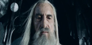 Saruman The White Saruman the white quotes and