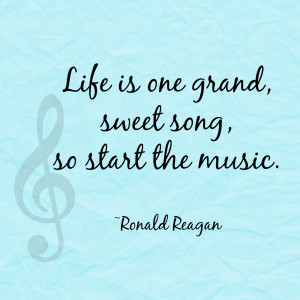Music Quotes About Life Music is life quotes music