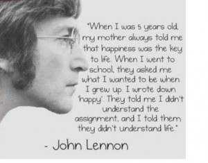 Have The Perfect Man Quotes John lennon: not a perfect man