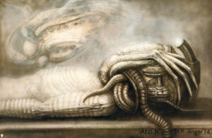 Giger on board for Ridley Scott's Alien prequel