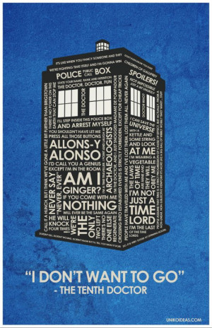 ): 10Th Doctors Who Quotes, Doctorwho, Quotes Posters, Doctor Quotes ...