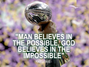 Top 10 Powerful Statements from Mr. Motivation Ray Lewis