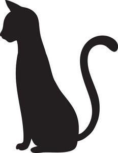 squirrel-silhouette-clip-art-clip_art_silhouette_of_a_cat_sitting_down ...
