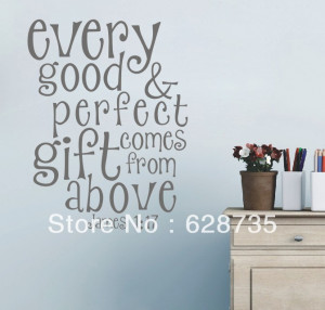 ebay hot sell free shipping,Bible verses every Good&Perfect gift comes ...