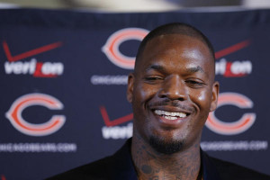 Bears tight end Martellus Bennett always has something to say, and it ...