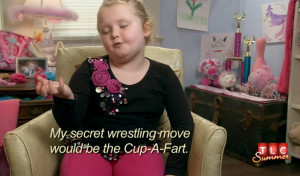 Here Comes Honey Boo Boo returned for its second season Wednesday ...