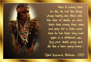 Native American Indian Wisdom
