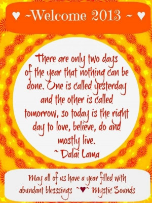 New years quotes, positive, sayings