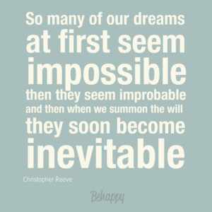 Pursuing Your Dreams Quotes