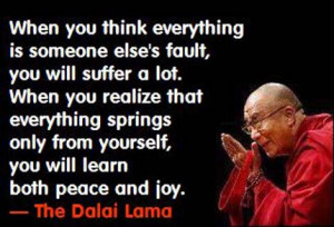 Dalai Lama Peace Dalai lama on peace and joy