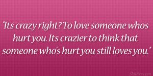 You Drive Me Crazy Love Quotes