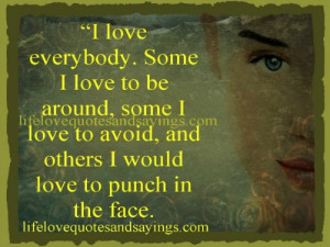 Family Quotes Sayings Love