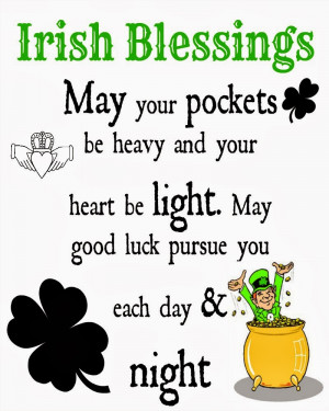 Irish Jokes, Irish Blessings, Irish Proverbs & More