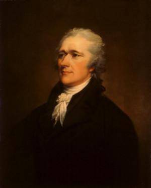 Alexander Hamilton, pragmático e não afeito a ideais românticos ...