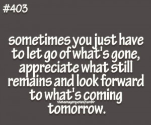 Saying goodbye quotes deep meaning tomorrow