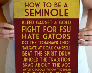 Popular items for Florida State