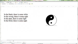 Yin Yang Tumblr Quotes Add your yin yang image and