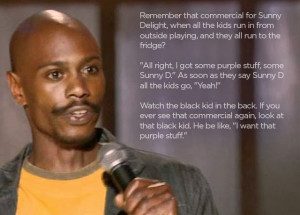 The funny Dave Chappelle