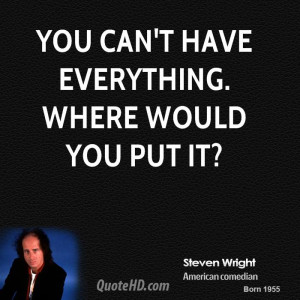 steven-wright-steven-wright-you-cant-have-everything-where-would-you ...