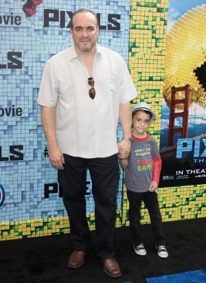 David Zayas Picture 31 World Premiere of Pixels Arrivals