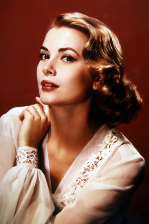 ... style icon that i look up to is the beautiful and yes graceful grace