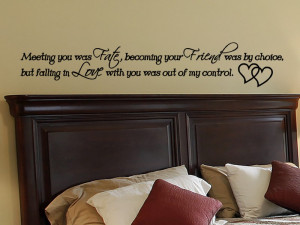 Art Wall Decor: Make Happy With Bedroom Wall Quotes For Your Family