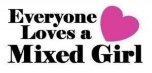 mixed girls Image