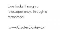 Telescope quote #2