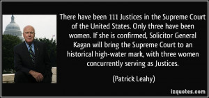 There have been 111 Justices in the Supreme Court of the United States ...
