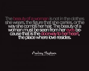 Quotes With Pictures - About Women