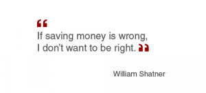 Saving money quotes - Save money quotes